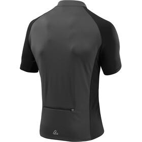 Löffler Rocky Bike Shirt Half-Zip Herren anthrazit